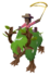 Gnarlyak Tree Icon