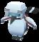 Baby Hockey Puckguin