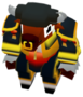 Baby Minotaur Matador
