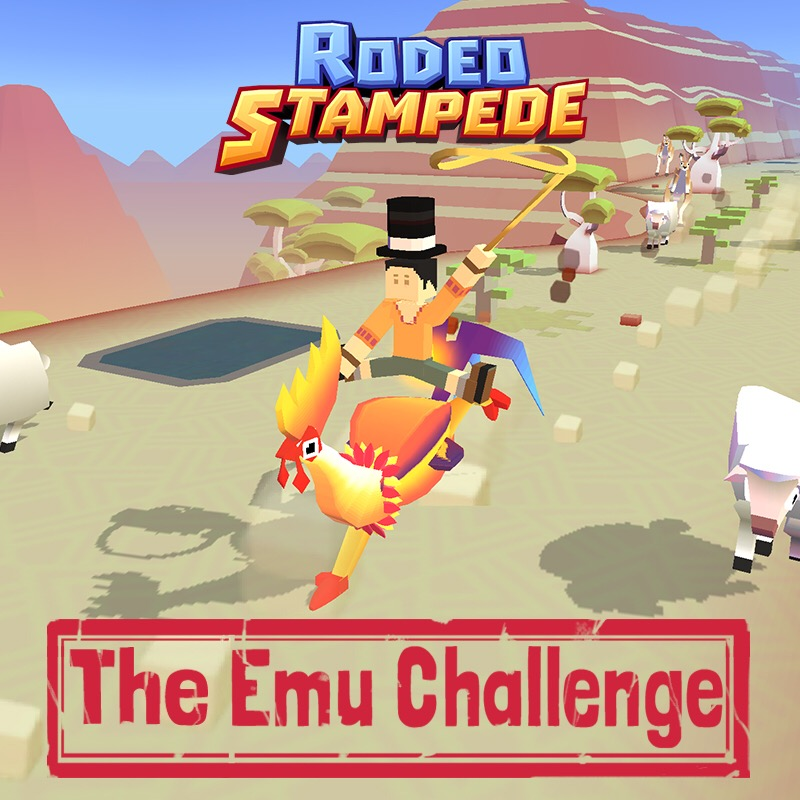 Emu Challenge Rodeo Stampedia Fandom Powered By Wikia