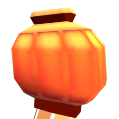 Lanterns that can be collected to complete missions