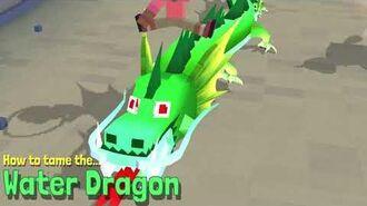 Secret Animal 38 - Water Dragon