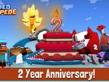 Second Anniversary Event