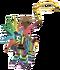 Punky Zeb Icon