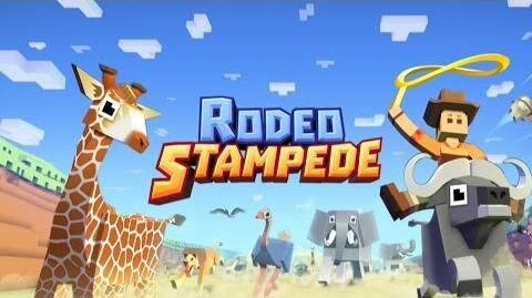 Official Rodeo Stampede - Sky Zoo Safari (by Featherweight Games) Announcement Trailer