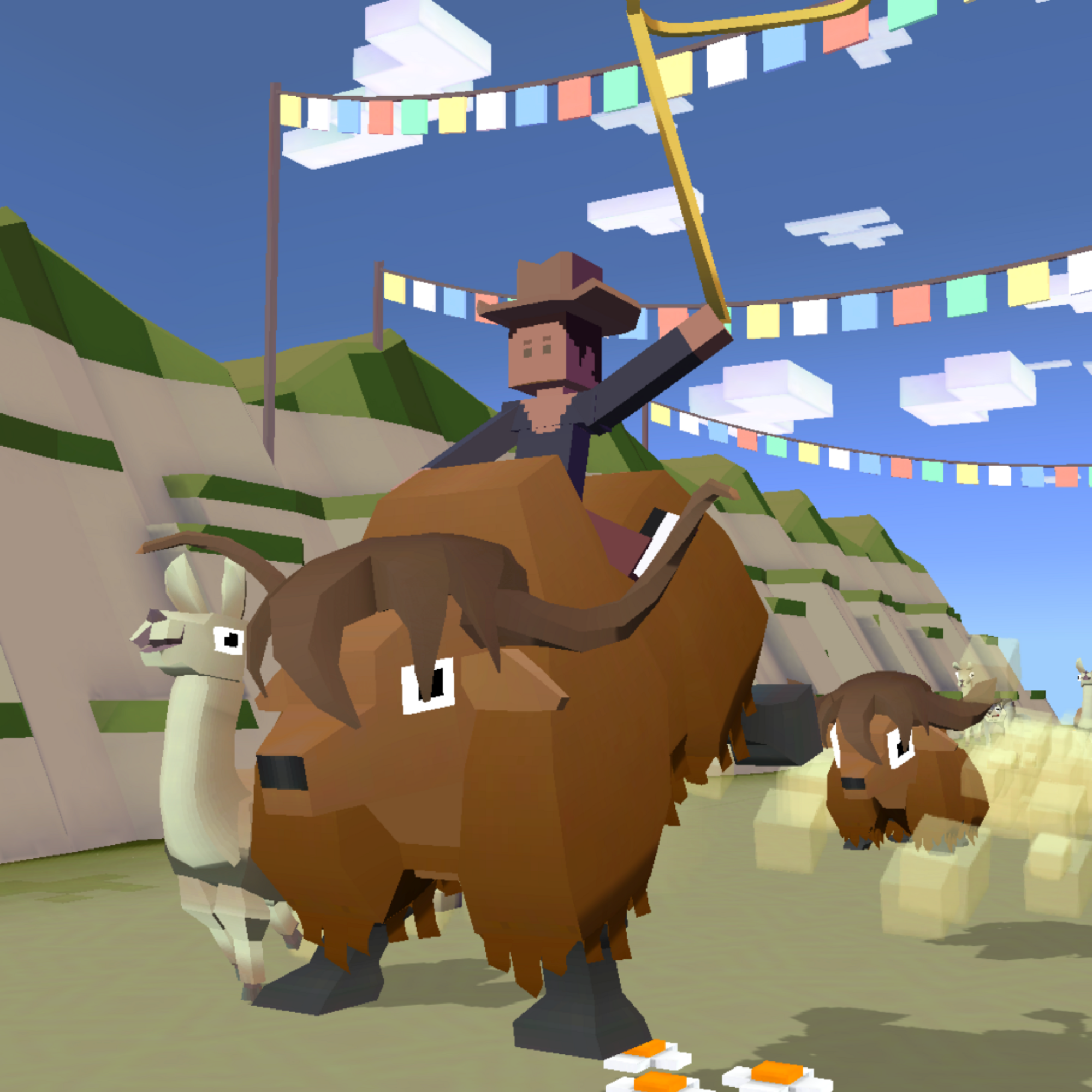 Yak Rodeo Stampedia Fandom Powered By Wikia