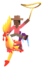 Cock-a-doodle-emu Icon