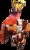 Spartan Bullwark Icon