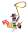 Flying Socks Icon