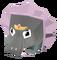Baby Ballerina Hippo