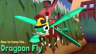 Secret Animal 34 - Dragoon Fly