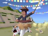 Survivor Wolf