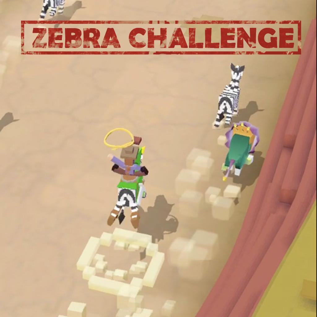 Zebra Challenge Rodeo Stampedia Fandom Powered By Wikia