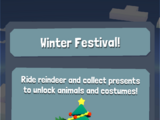 Winter Holiday Event 2018