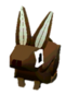 Baby Chocolate Bunny