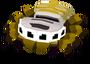 Baby Golden Orbweaver Spider