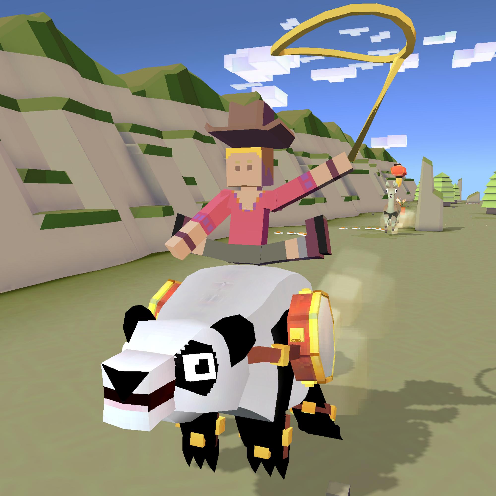 Giant Panda Rodeo Stampedia Fandom Powered By Wikia