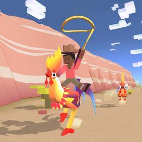 Cock-a-doodle-emu