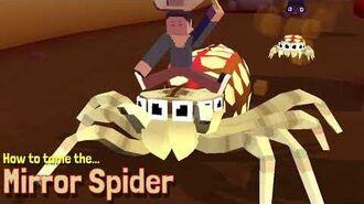 Secret Animal 33 - Mirror Spider