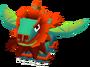 Baby Quetzalcoatl