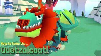Secret Animal 30 - Quetzalcoatl