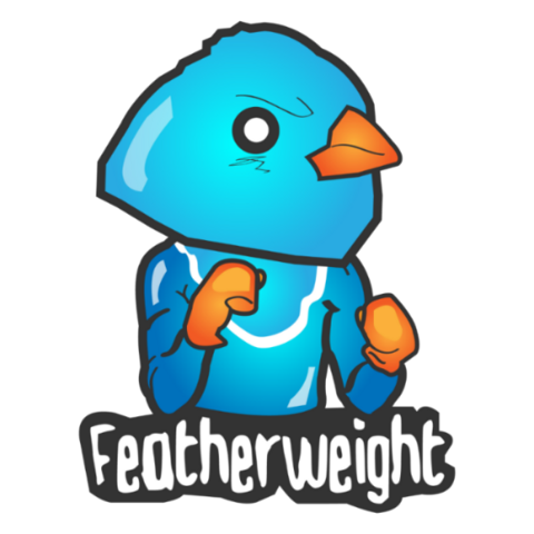 The Featherweight logo