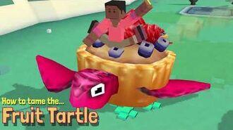 Secret Animal 31 - Fruit Tartle