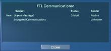 Pilot Wave radio - dialogue box