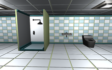 Decorative entities - bathroom