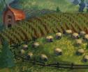 Roe farmland