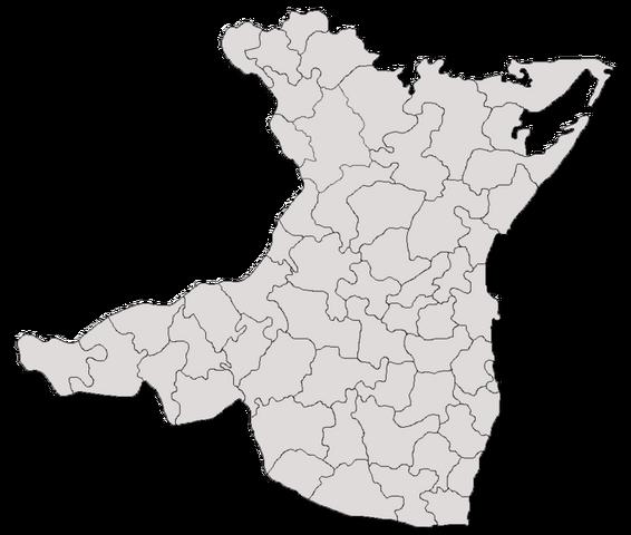 Bestand:Kaart gemeenten Constanta.png
