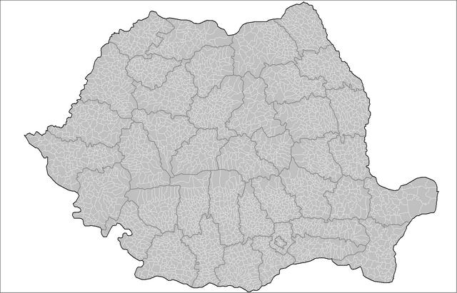 Bestand:Gemeenten in Roemenië.png