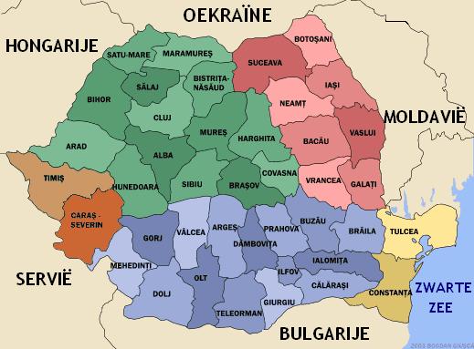 Bestand:Roemenië mapa administr m2.png