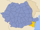 Lijst van gemeenten in Constanţa