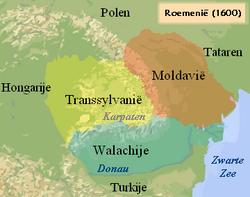 Roemenië 1600