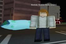 Nishiki Nishio