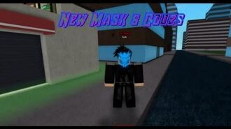 Ro-Ghoul NEW MASK SHOWCASE ALL NEW CODES 200K RC!-0