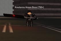 Koutarou Amon