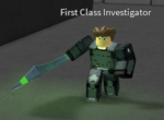 FirstClassInvestigator