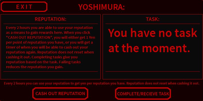 Reputation Ro Ghoul Wiki Fandom