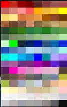 ColorList Notext