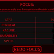 Focus Ro Ghoul Wiki Fandom