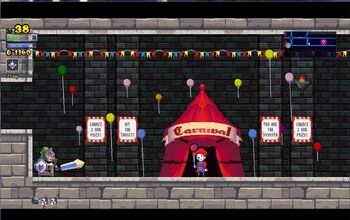 Rl clown tent