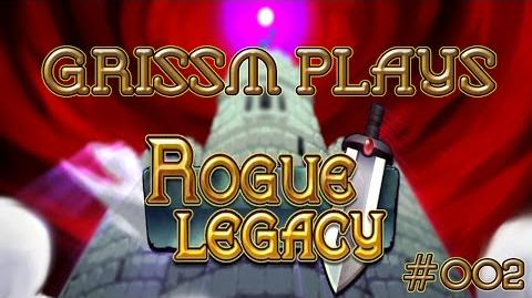 GRISSM Rogue Legacy 002 World's Largest Doomvas