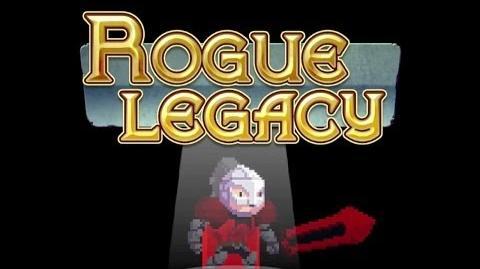 Rogue Legacy Trailer - E3 2014-0