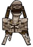 006 Statue Dog
