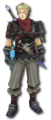 Jaster desert claw's outfit