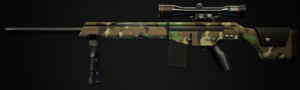 Camouflage R PSG1 Skin