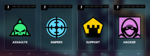 Role Icons