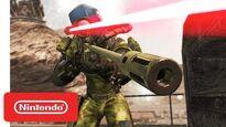 Rogue Trooper Redux - Официальный релизный трейлер Nintendo Switch
